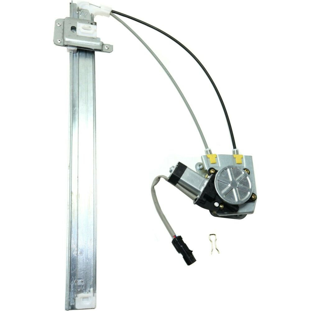 power window regulator for 2002 2006 jeep liberty rear