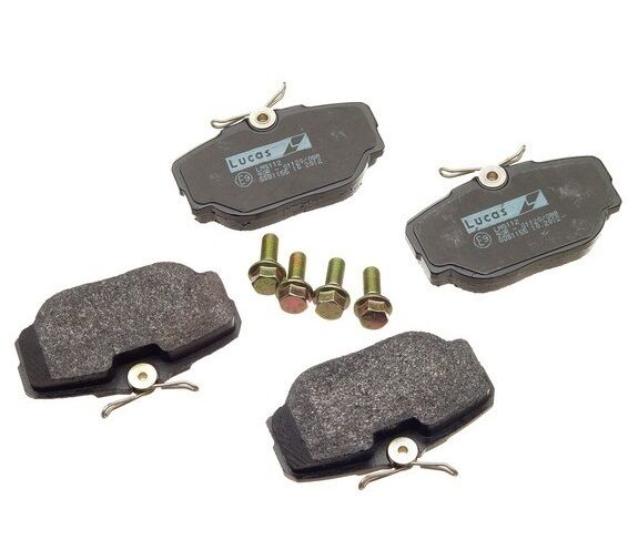Land Rover Range Rover Discovery Series II Rear Brake Pad