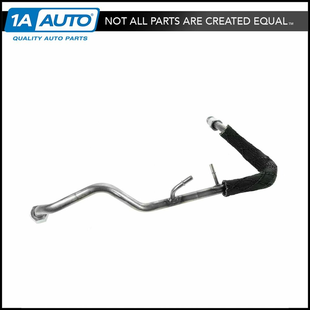 Egr exhaust gas recirculation tube pipe for ford
