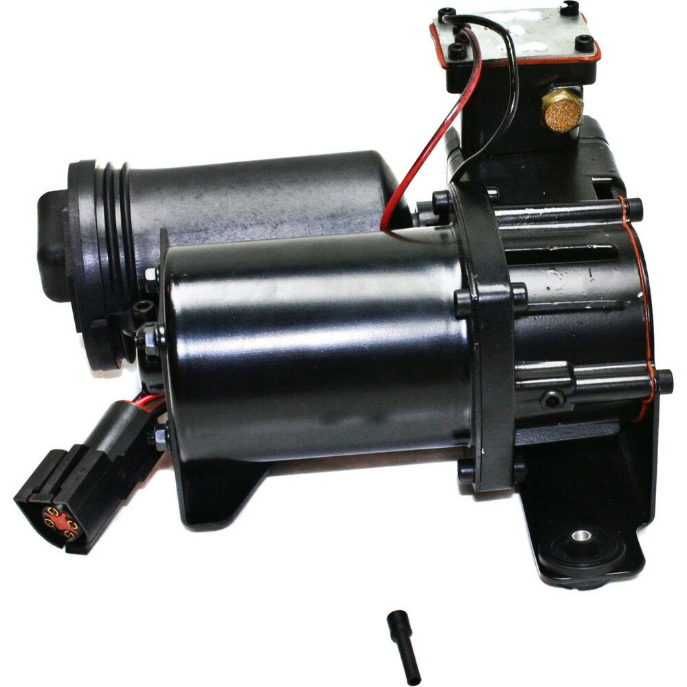 2006 Lincoln Navigator Suspension: New Air Suspension Compressor W/ Drier Ford Expedition