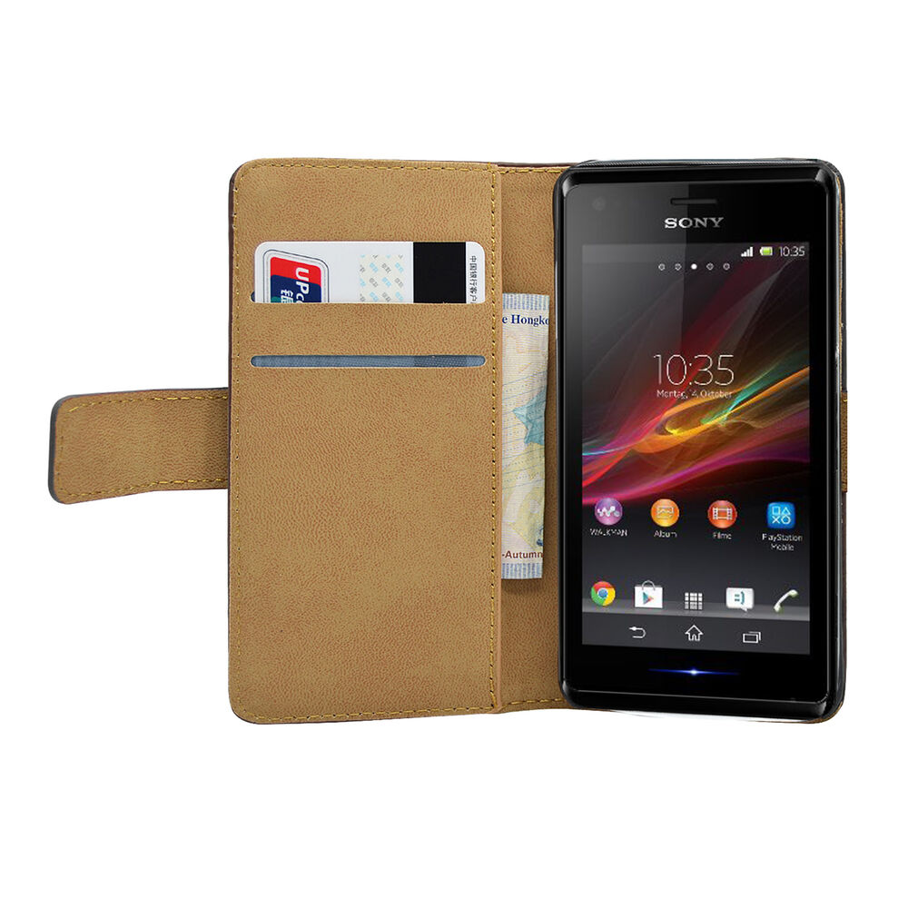 how to open cover on sony xperia