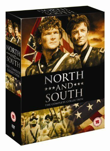 North and South Complete [DVD] - Patrick Swayze Film&TV ...