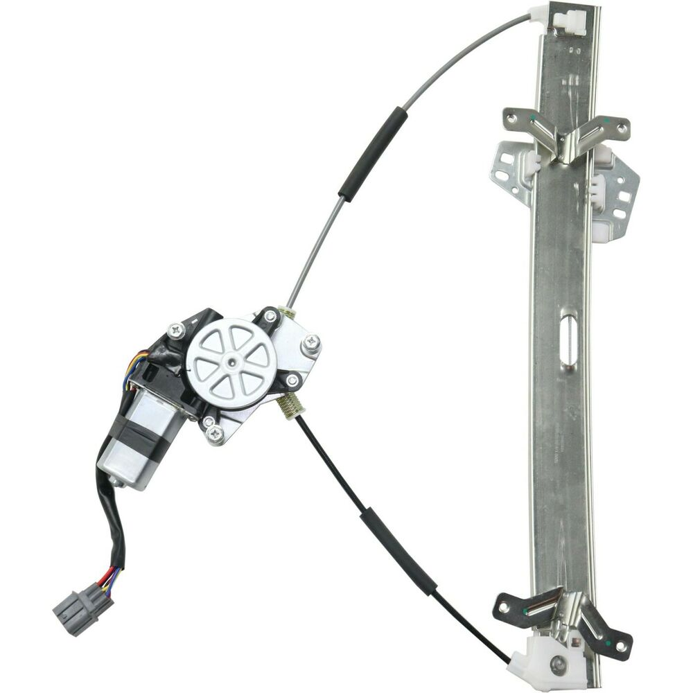 Power window regulator for 2003 2007 honda accord front Window motor and regulator cost
