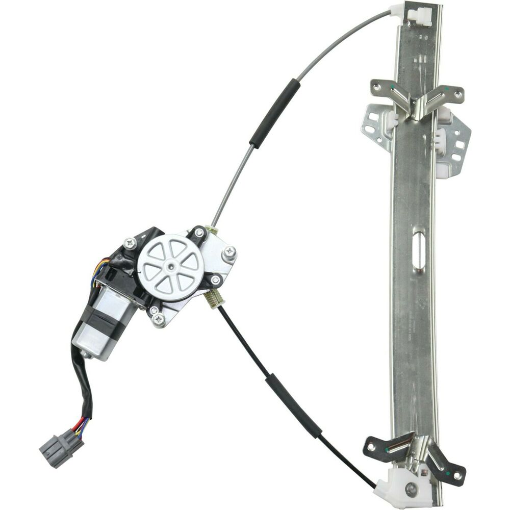 Power window regulator for 2003 2007 honda accord front for 2002 honda accord power window problems