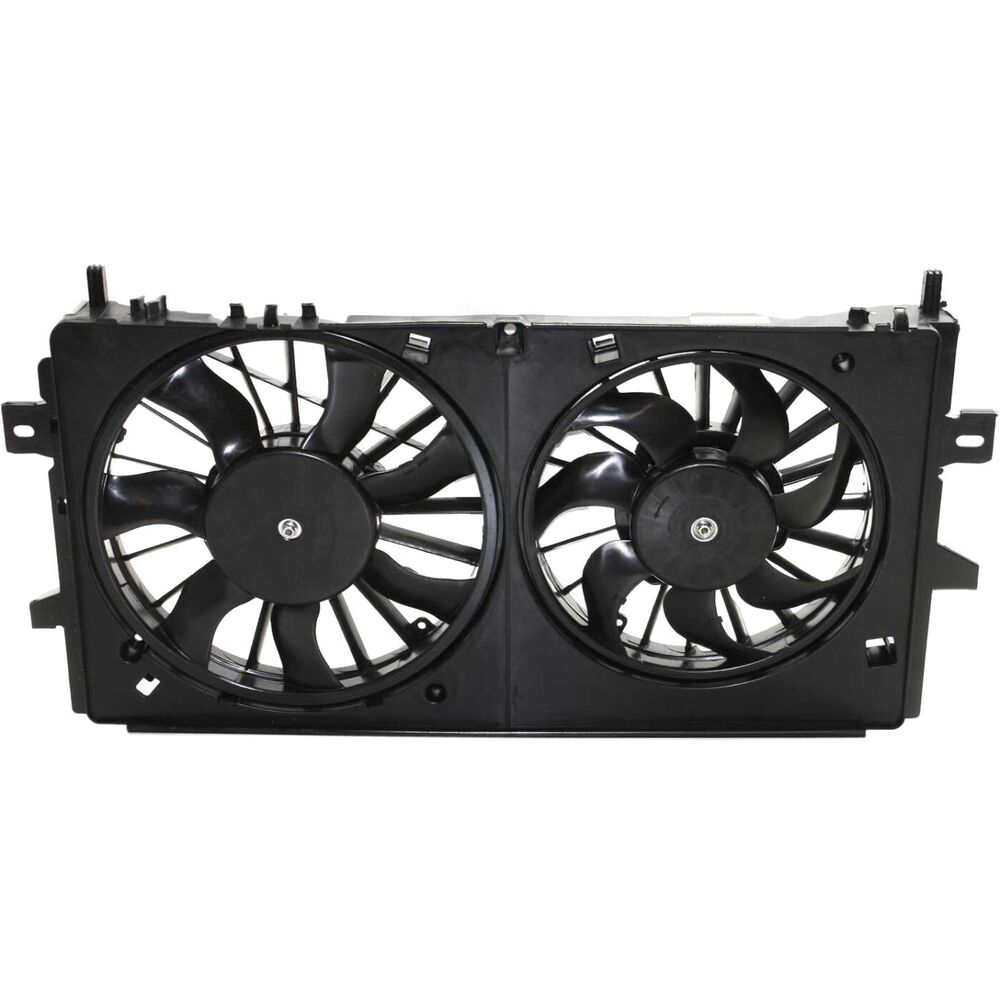 radiator cooling fan for 06 09 chevy impala 05 08 pontiac. Black Bedroom Furniture Sets. Home Design Ideas