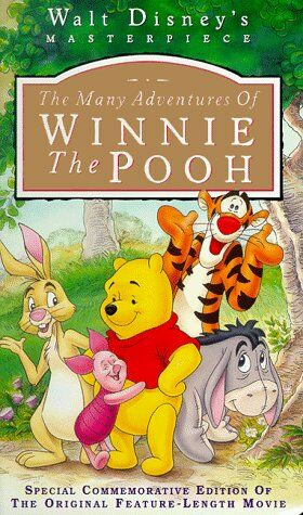 The Many Adventures of Winnie the Pooh / Walt Disney ...