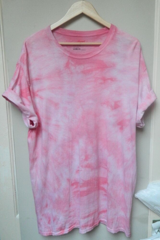 Tie dye acid wash dip dye t shirt hipster retro vtg 80s for How to wash tie dye shirt after dying