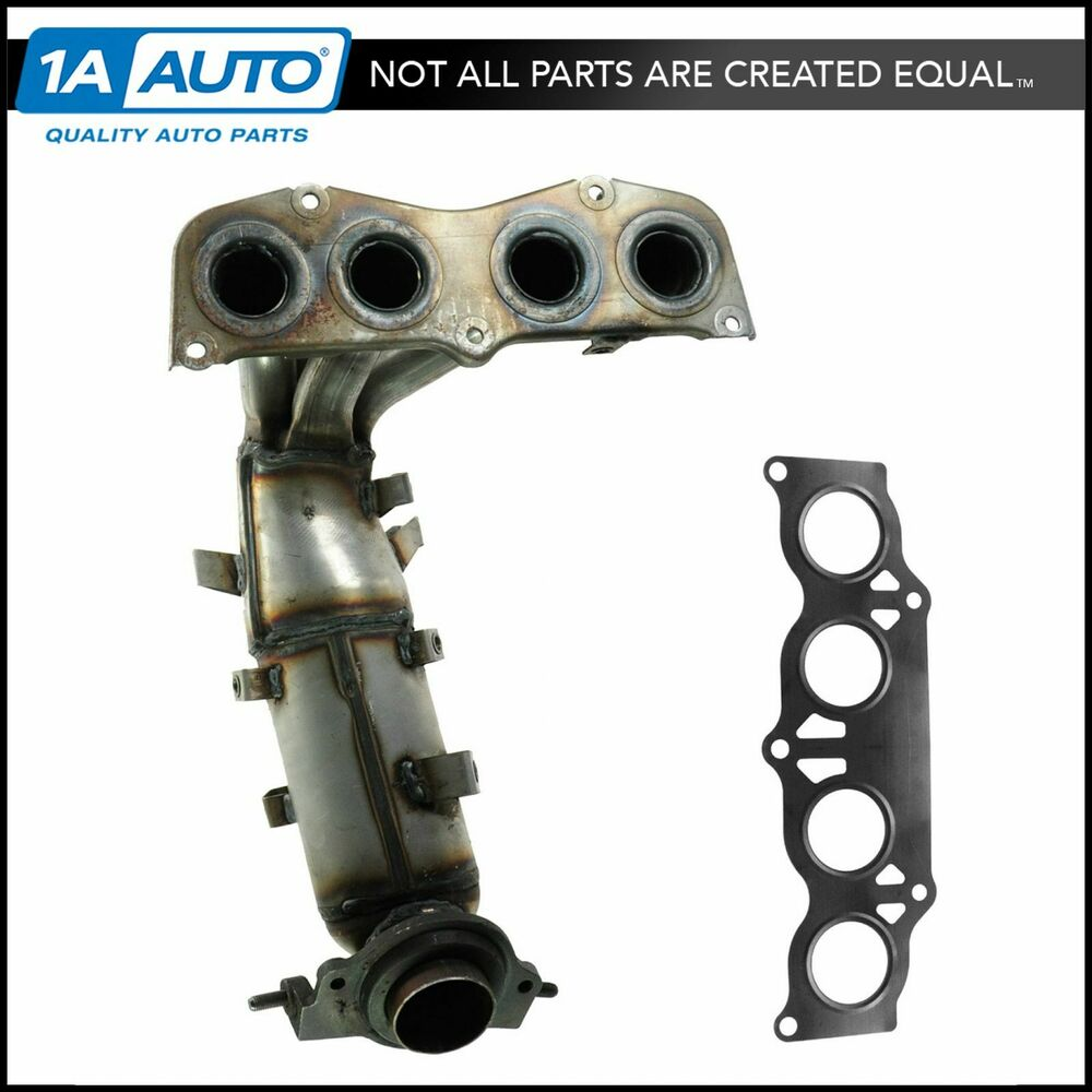 Exhaust Manifold W Cat Catalytic Converter For Toyota