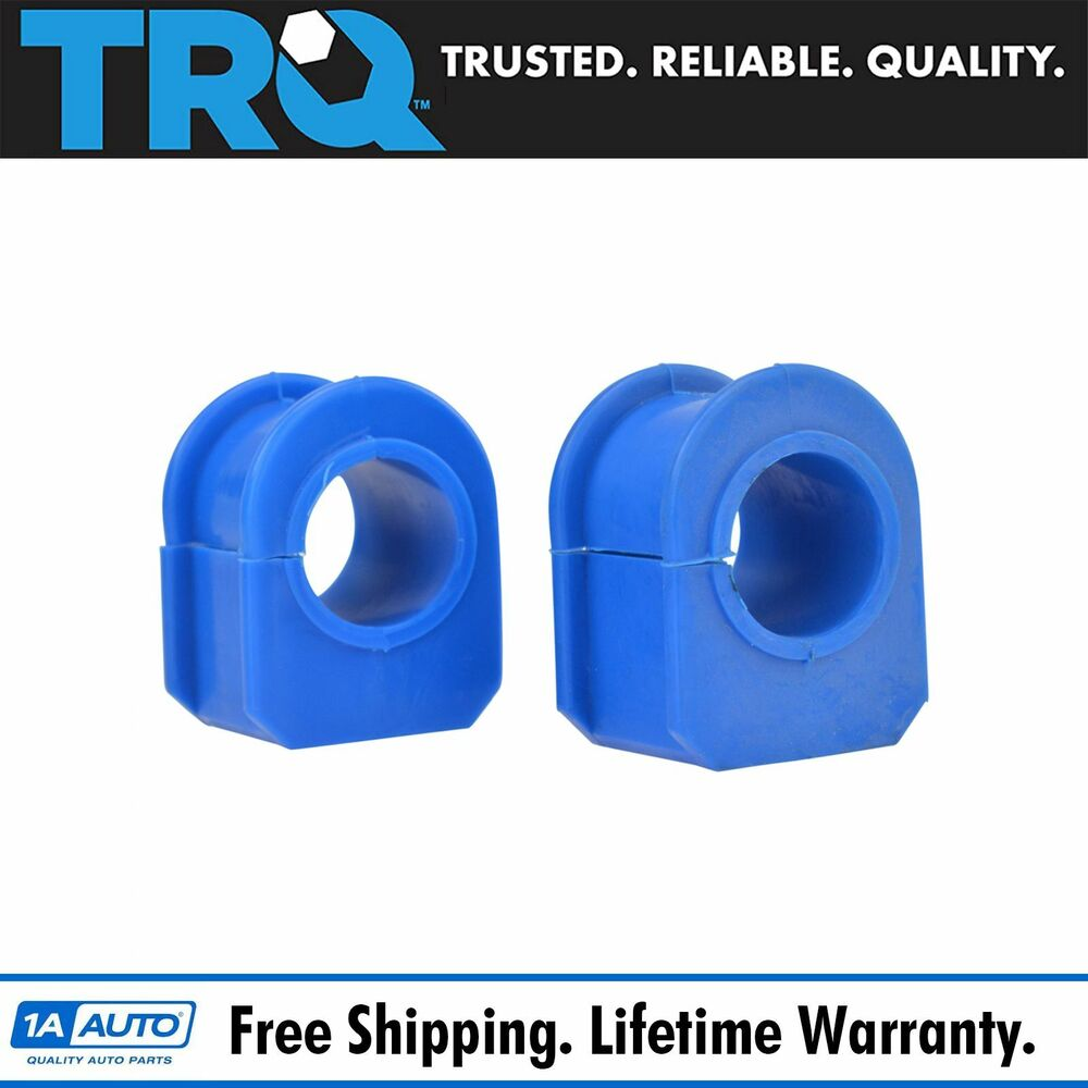Front Stabilizer Sway Bar Bushing Pair For 99 06 4wd Super