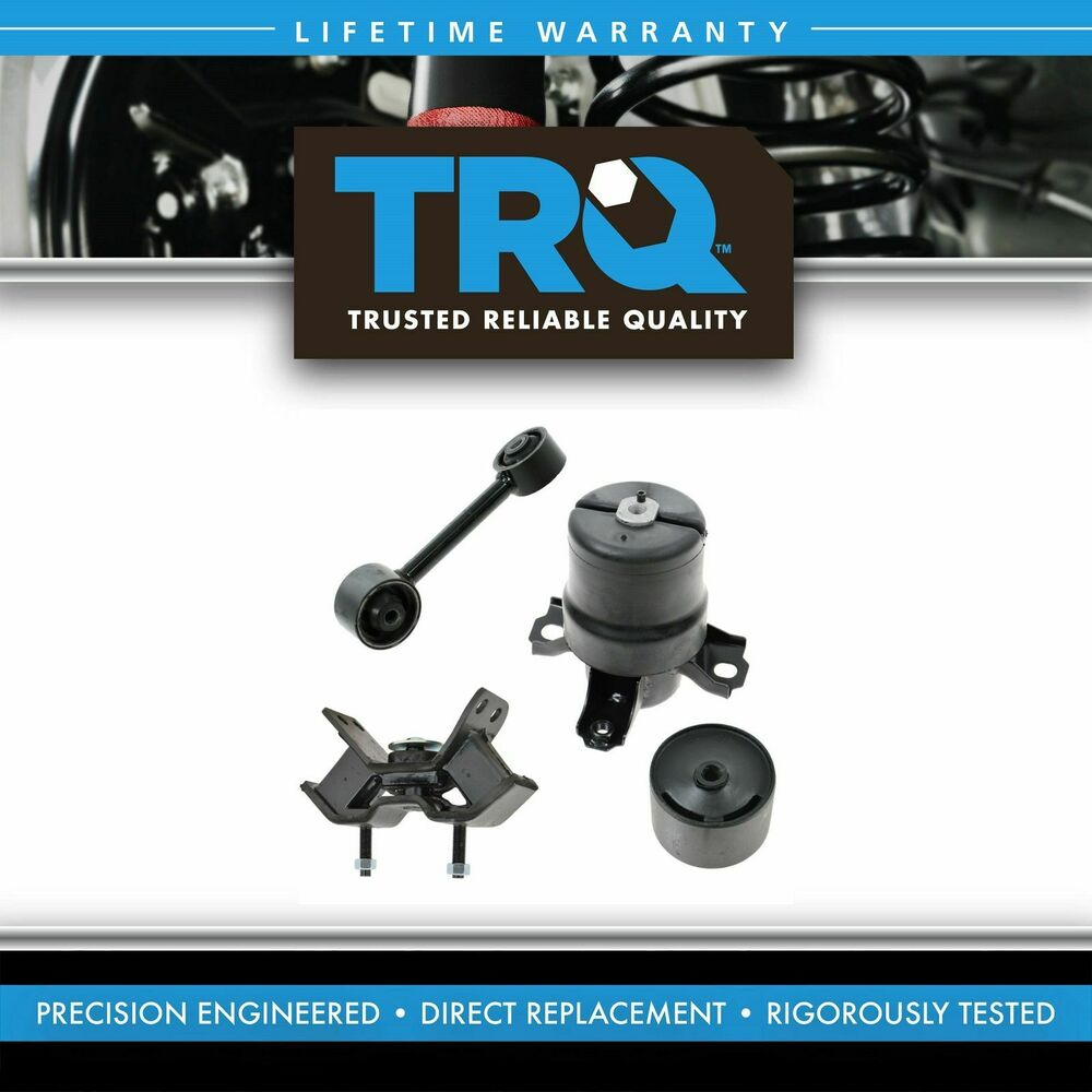 Engine Motor Transmission Mount Set Kit For 94 96 Camry Es300 V6 3 0l At Auto Ebay