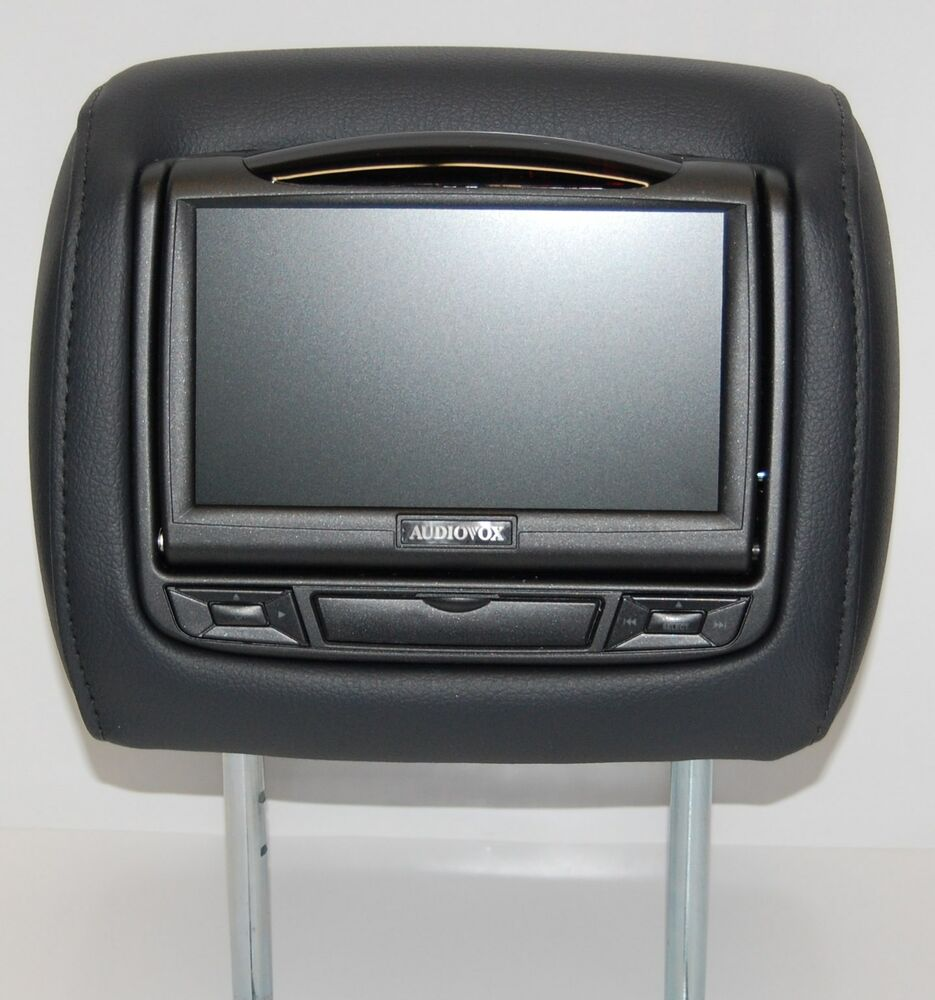 New 2013 2014 2015 Audi Q7 Dual Dvd Headrest Video