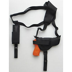 Shoulder Holster for Taurus Mill PT111, PT140,PT145, G2C with Single Mag Pouch