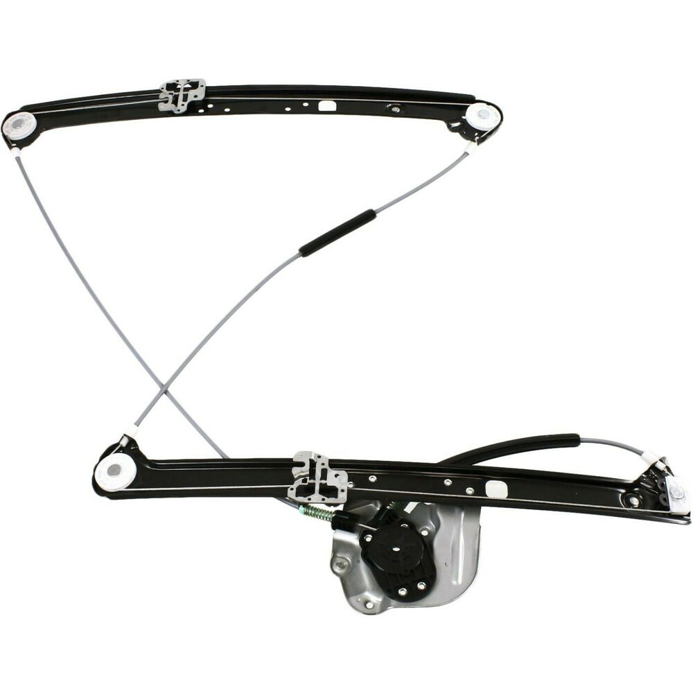 Power window regulator for 2000 2006 bmw x5 front driver for 2000 bmw 323i window regulator