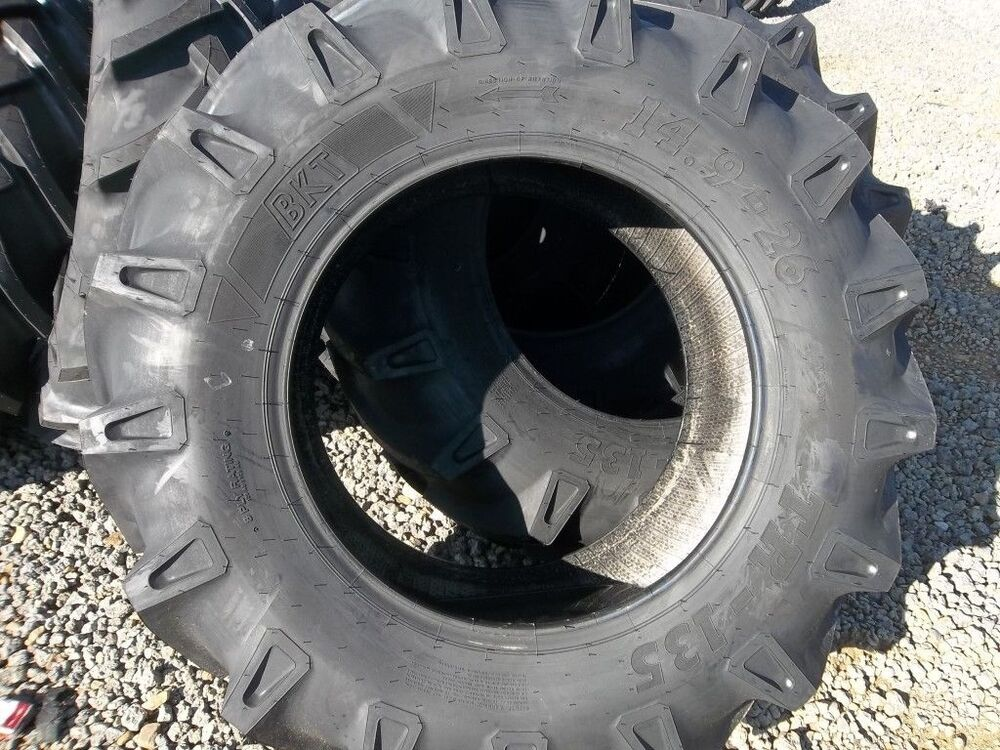 12 4x24 Tractor Tires : Two ford john deere ply tube type bar