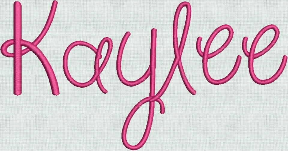 Sale Machine Embroidery Designs Fun Whimsical Fonts 104