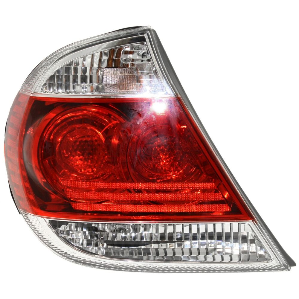 tail light for 2005 2006 toyota camry lh ebay. Black Bedroom Furniture Sets. Home Design Ideas