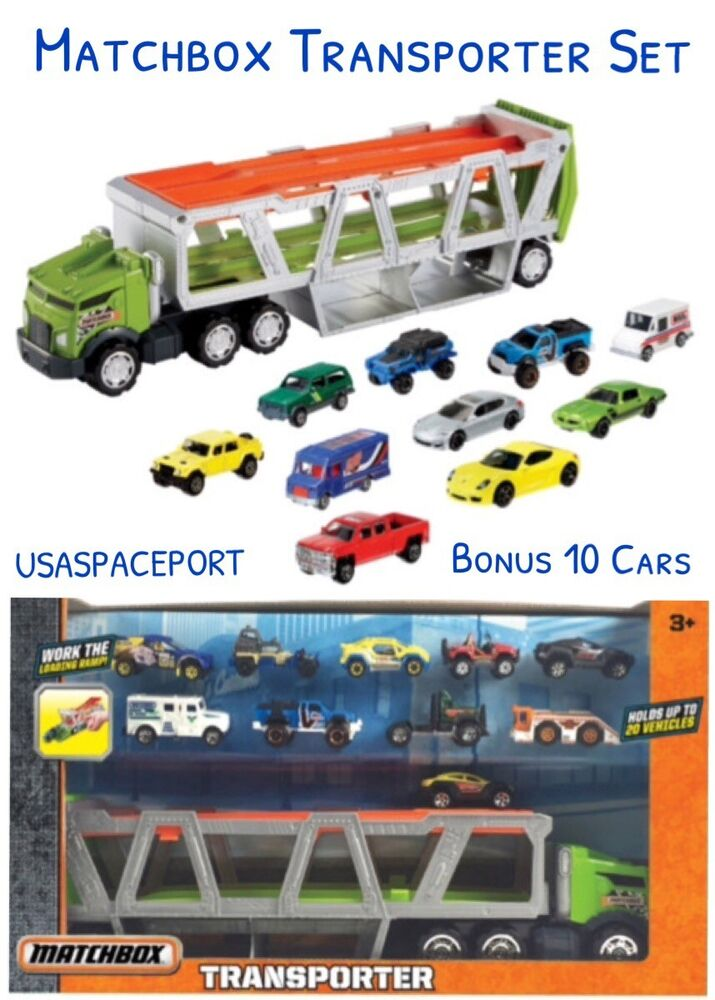Toy Car Carrier : Car carrier toy storage bing images