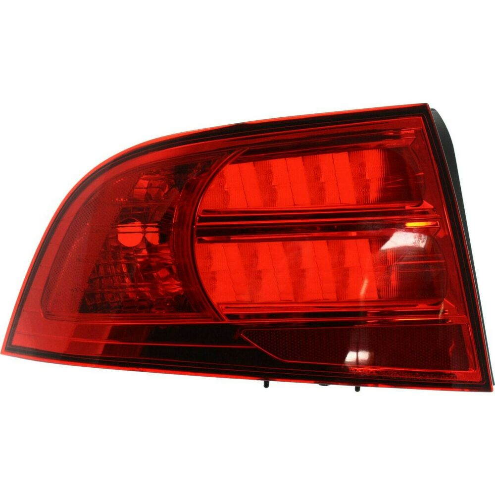 Tail Light For 2004-2006 Acura TL Driver Side