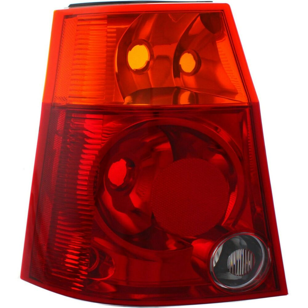 Tail Light For 2004-2008 Chrysler Pacifica Driver Side Red
