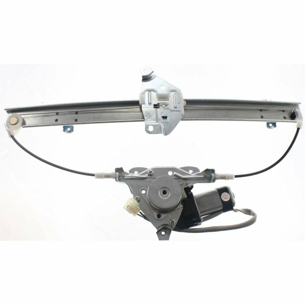 97 Nissan Pickup Parts For Sale In Fort Nissanpickupenginediagram 1996 Xe 2 4 L4 Gas Wiring Power Window Regulator 95 89 94 D21 Front Left With Motor Ebay