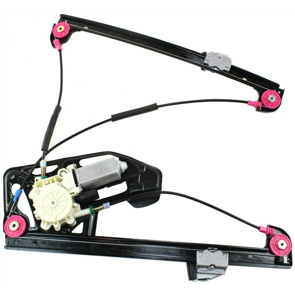 Power window regulator for 95 2001 bmw 740il 97 2001 740i for 2003 bmw 530i window regulator