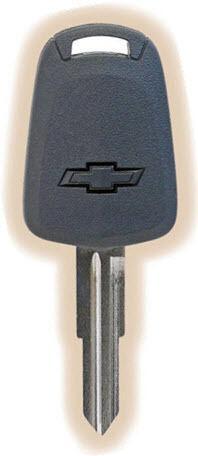 NEW GM CHEVY OEM BOWTIE Logo Transponder Chipped Master ...
