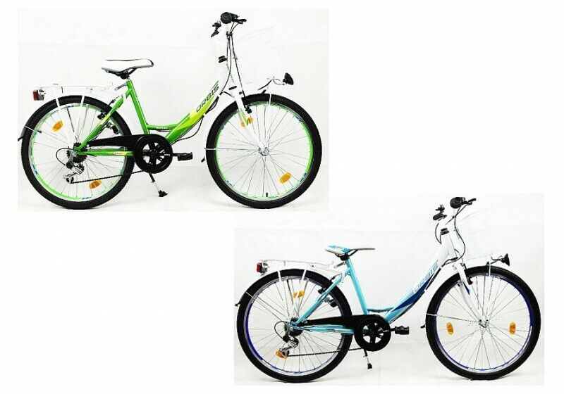 24 26 zoll kinder fahrrad damenfahrrad cityfahrrad citybike m dchenfahrrad bike ebay. Black Bedroom Furniture Sets. Home Design Ideas