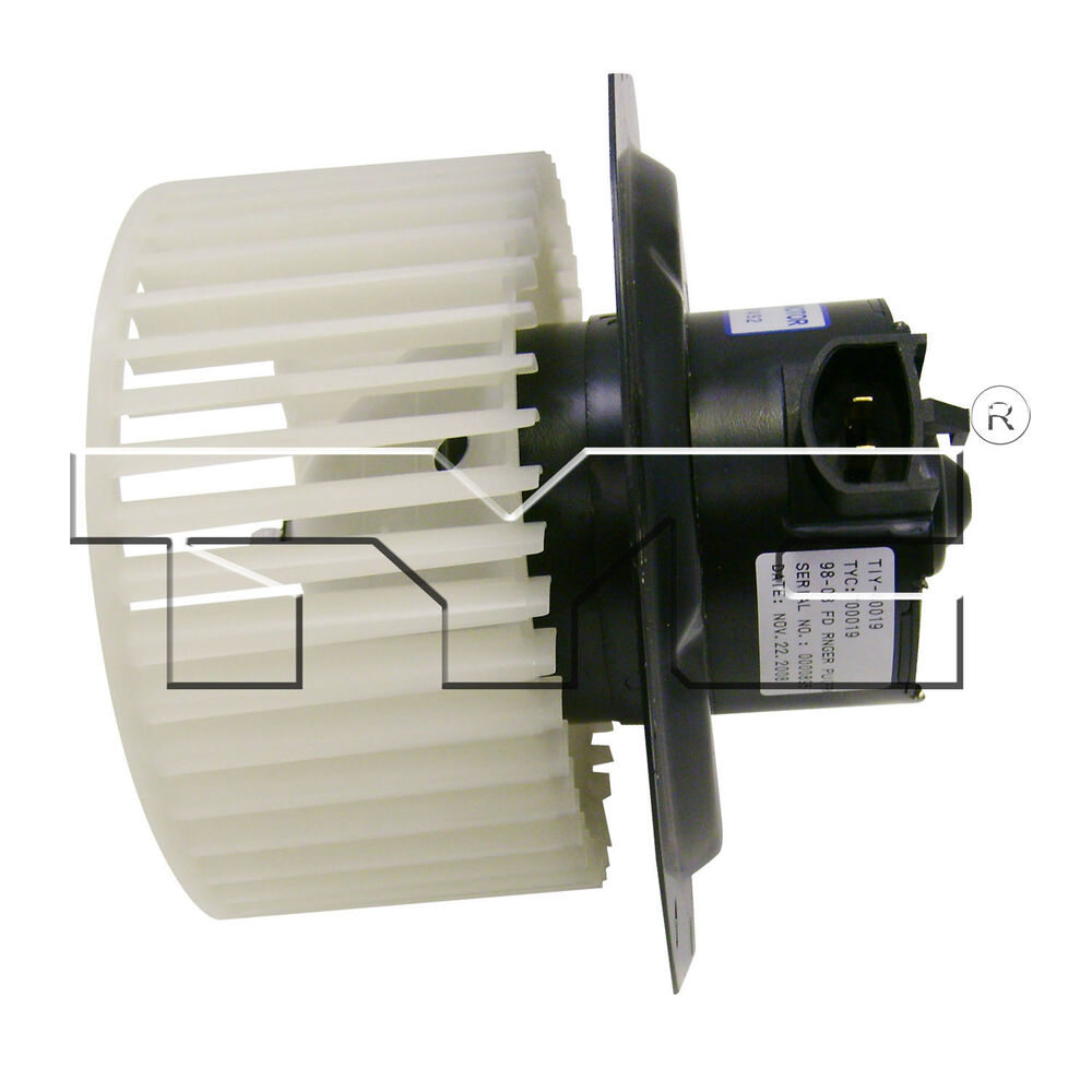 Tyc 700019 hvac blower motor with wheel new with lifetime for Home ac blower motor