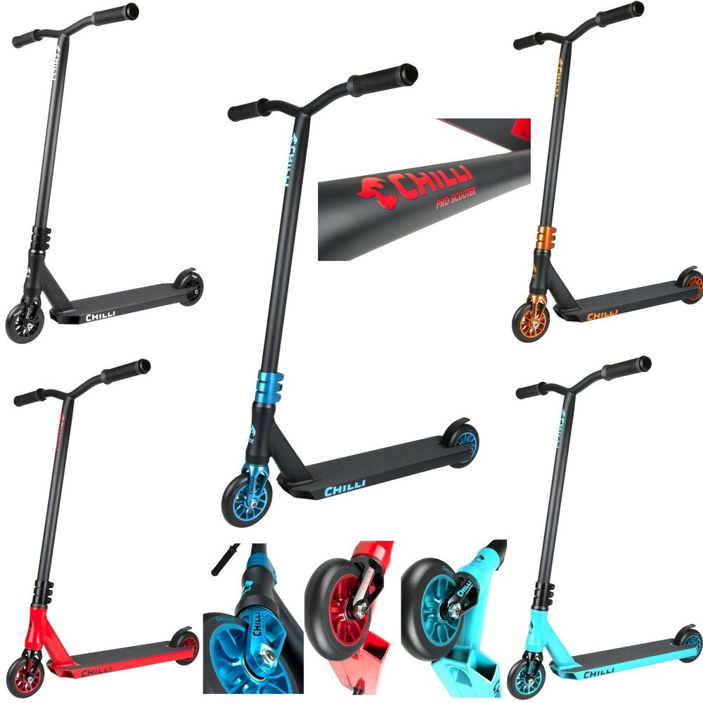 stuntscooter chilli reaper pro high end stunt scooter. Black Bedroom Furniture Sets. Home Design Ideas