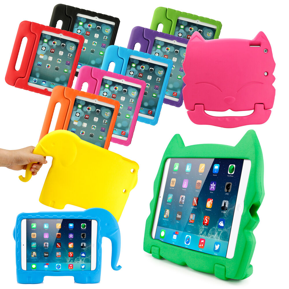 Kids Safe Thick Foam Shock Proof Eva Case Handle Cover For