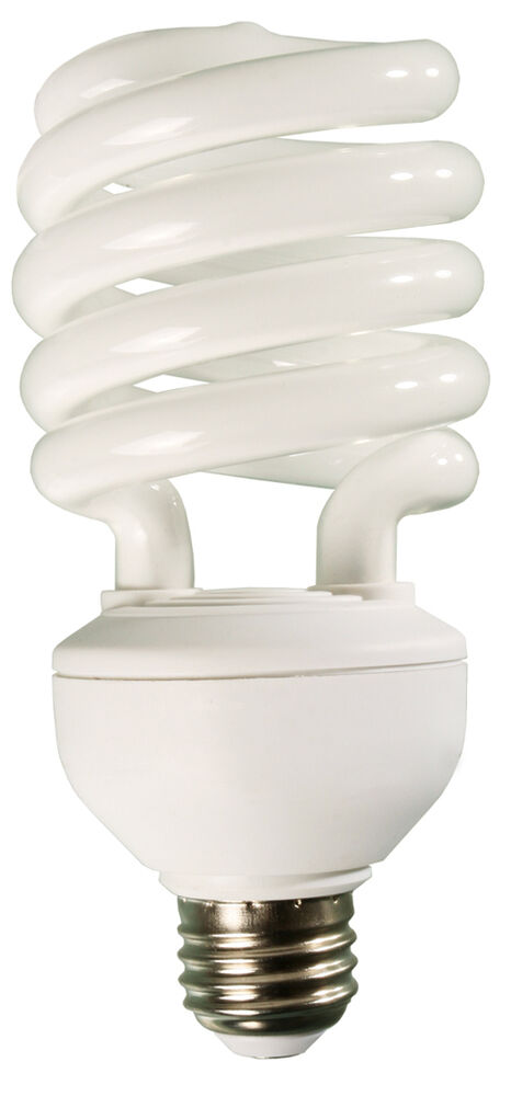 Hydrofarm flc32d 32 watt dayspot cfl spiral compact fluorescent grow light bulb ebay Fluorescent light bulb