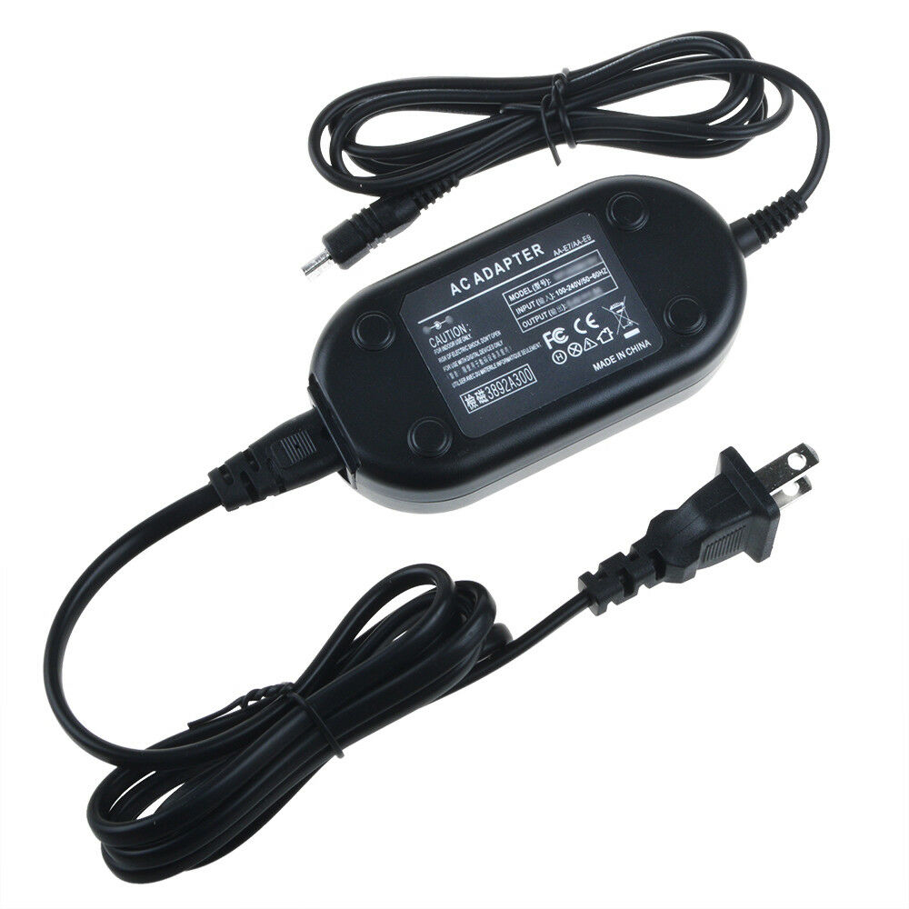 Samsung Power Cords For Cameras : Ac adaptor charger for samsung camcorder aa e ad b