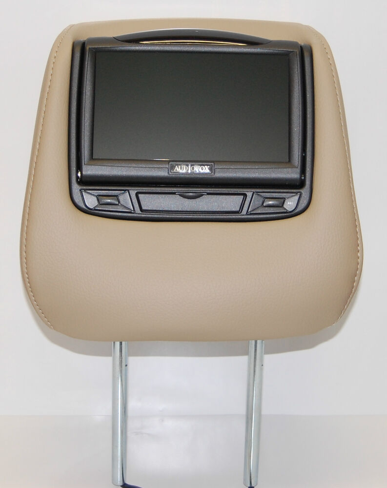 2014 Ford Expedition Dual Dvd Headrest Video Players For
