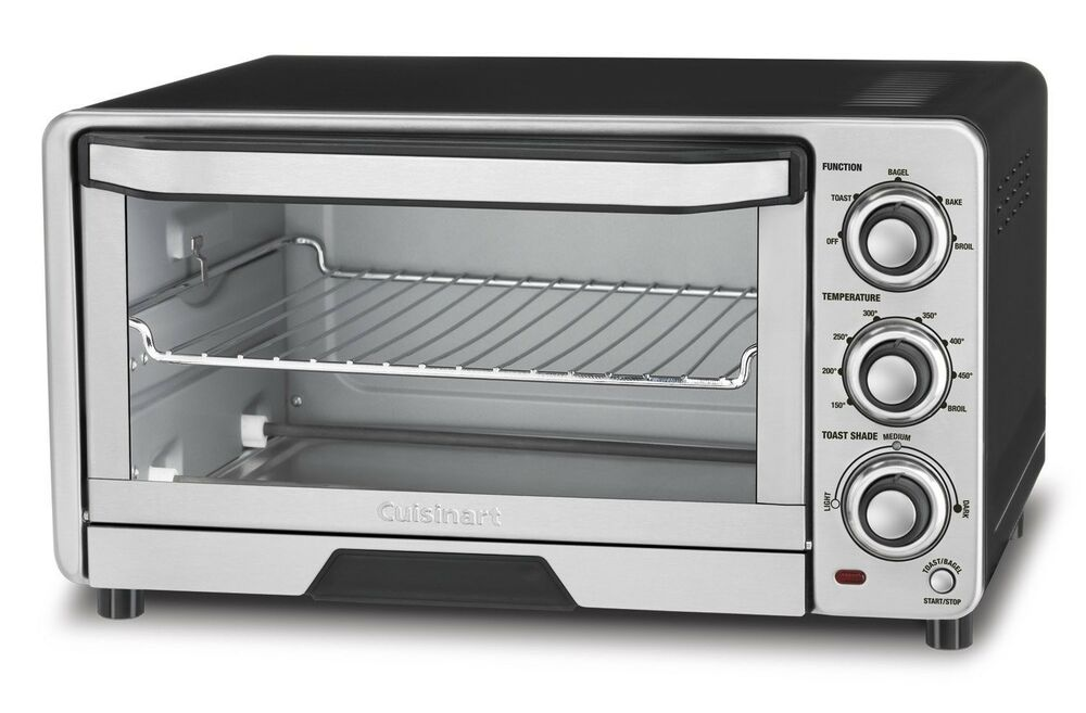 Cuisinart Compact Classic Toaster Oven Broiler Msrp 145