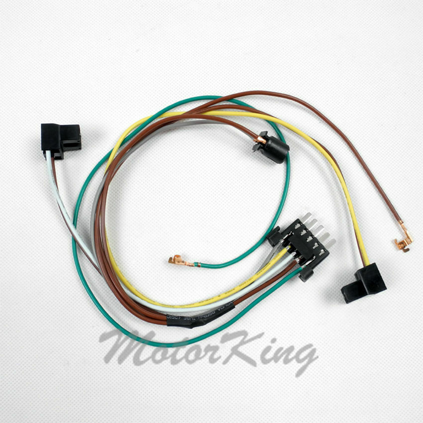 Mercedes C350 C280 C32amg C240 C230 Headlight Wire Harness