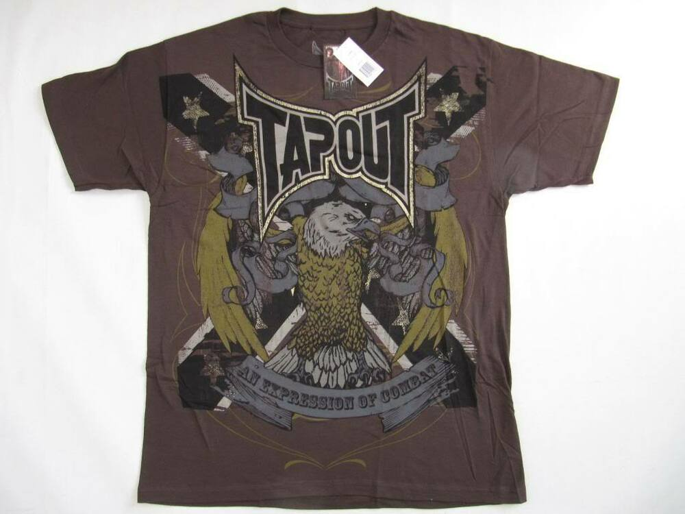 tapout big country t shirt gr l herren tee mixed martial. Black Bedroom Furniture Sets. Home Design Ideas