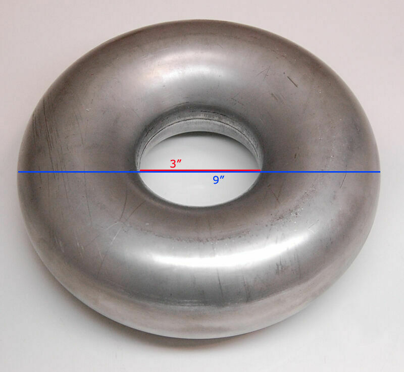 Mandrel Bend Donut 3 0 Quot 3 0in 3in 3 00 Quot 3 Exhaust Intake