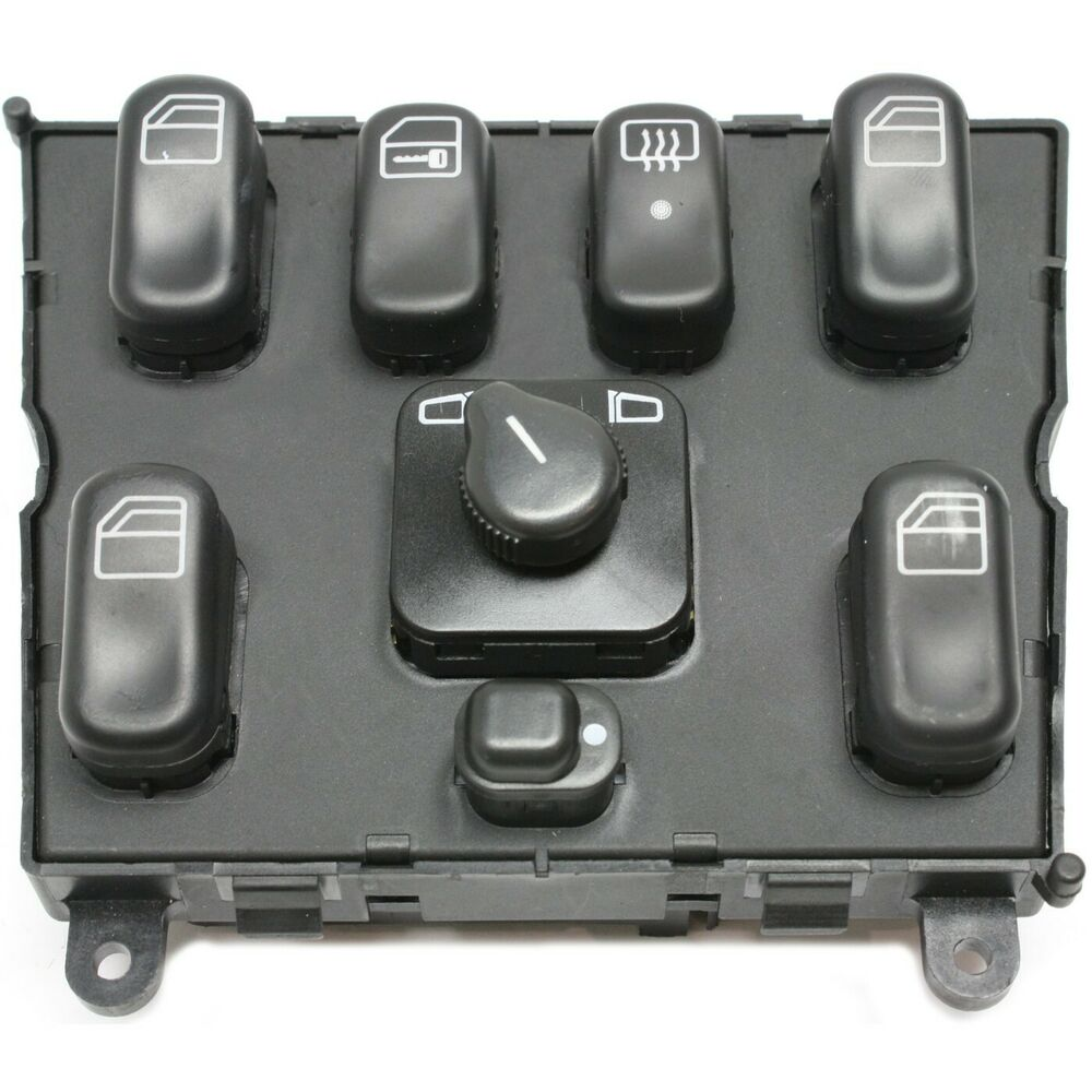 Wholesale Car Parts >> Window Switch for 98-2002 Mercedes Benz ML320 4-Button   eBay