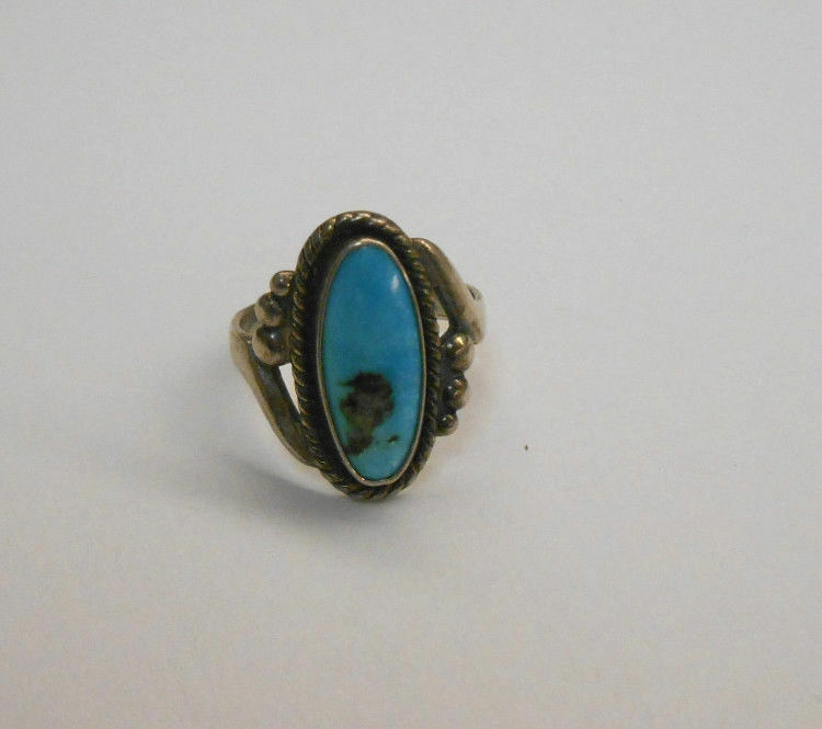 Bell Sterling Ring