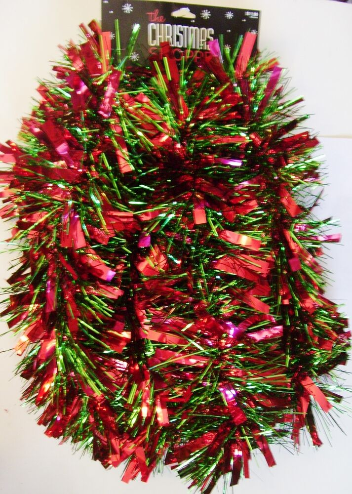 Best tinsel christmas garland festive xmas