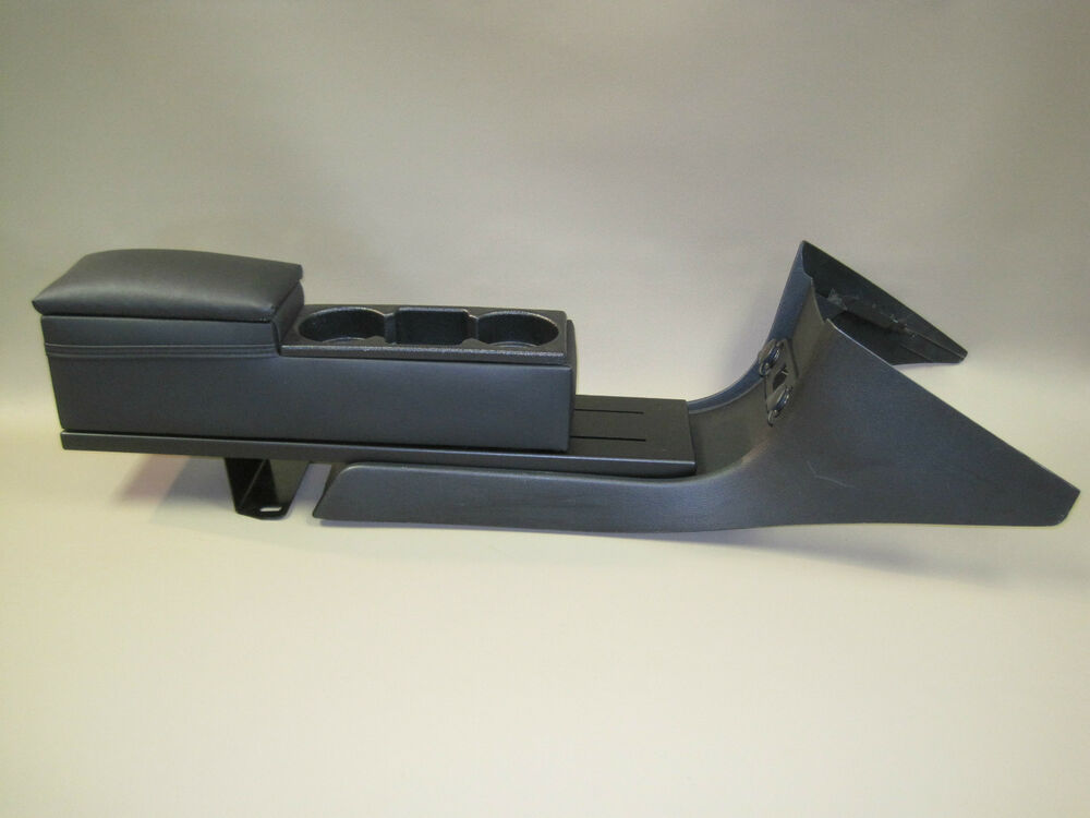 2011 2017 Dodge Charger Police Mini Center Console Kit