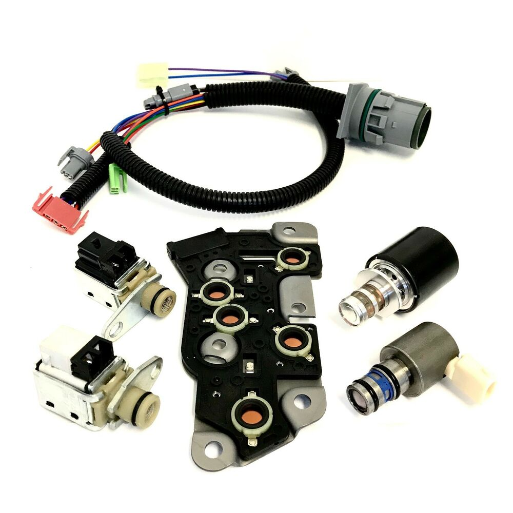4l80e Transmission 6 Piece Solenoid Set 1993