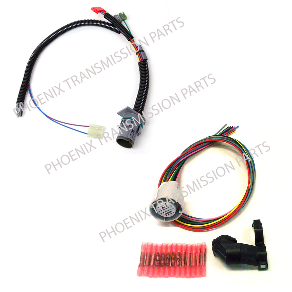 s l1000 4l80e transmission internal wire harness & external wire repair 4L80E Transmission Wiring Diagram at gsmportal.co