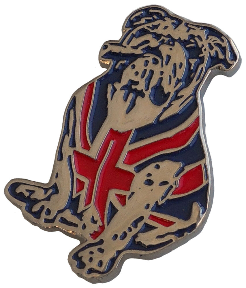 British Bee Enamel Pin Badge By Little Paisley Designs