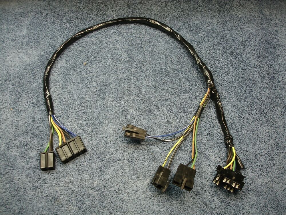 Wiring Harness Adapter Together With 1973 Corvette Wiring Harness