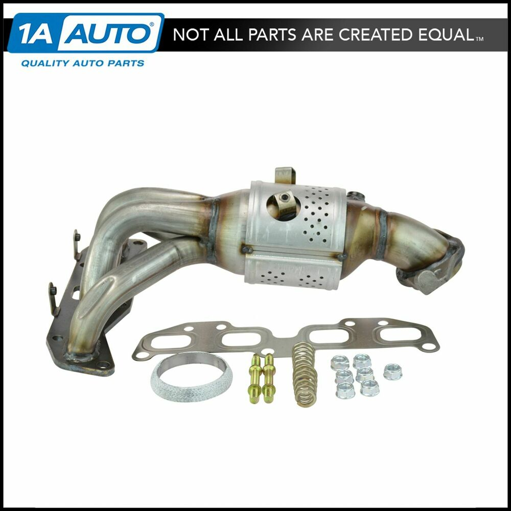 Exhaust Manifold w/ Catalytic Converter 2.5L for 02-06 ...