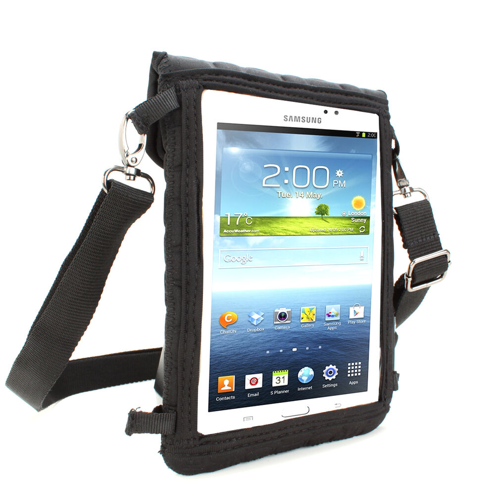 Usa Gear Tablet Cover Carrying Case For Samsung Galaxy Tab