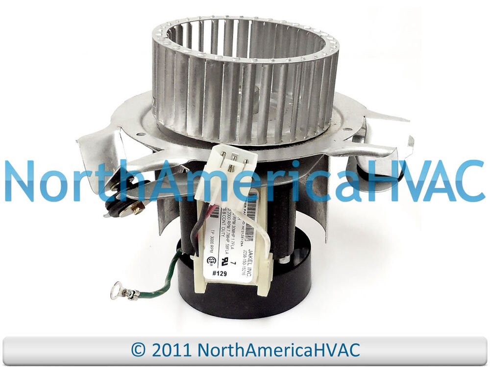 Oem Carrier Bryant Payne Furnace Exhuast Draft Inducer