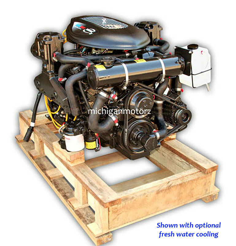 5 7l volvo penta complete engine package 1992 later. Black Bedroom Furniture Sets. Home Design Ideas
