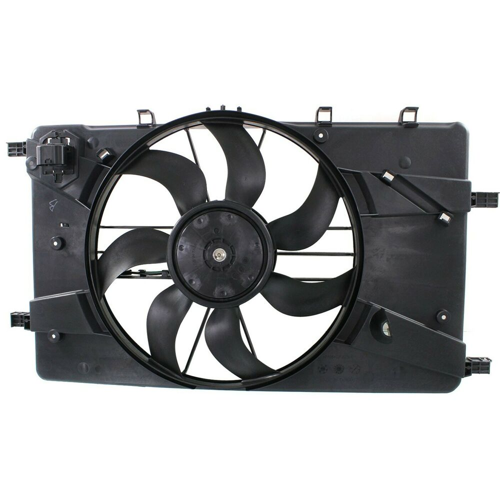 Radiator Cooling Fan For 2011 2014 Chevrolet Cruze 2012